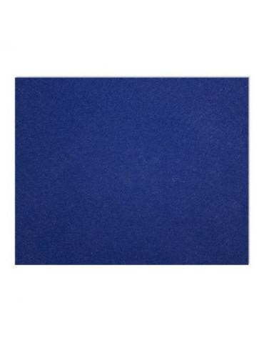 Feutrine 1mm bleu...