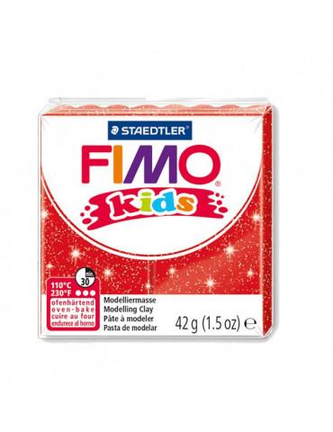 Fimo Kids rouge n°2