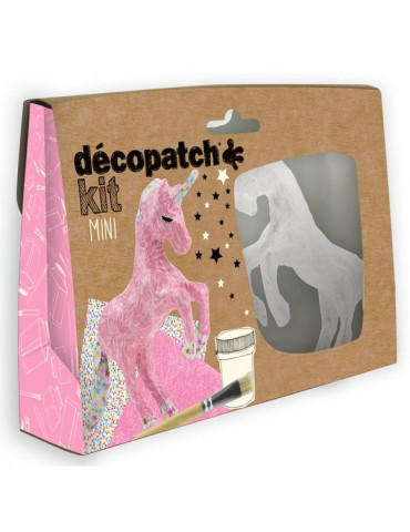 Mini Kit Decopatch - Licorne