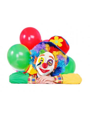 Masque clown enfant