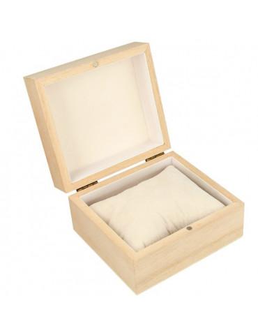 Boite bijoux montre ou bracelet en bois