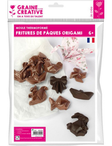 Moule chocolat Pâques -...