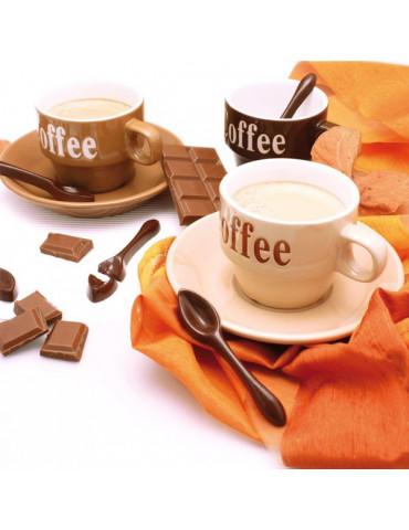 Moule chocolats - Petites cuillères