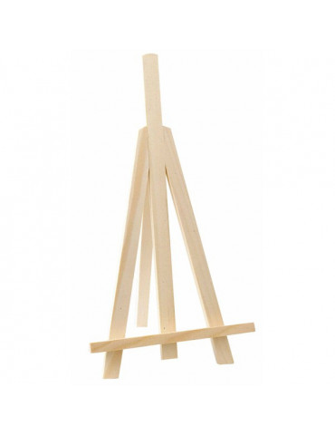 Chevalet bois 26x13 cm