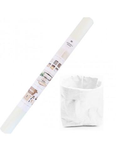 Washable paper Blanc - 50x100 cm