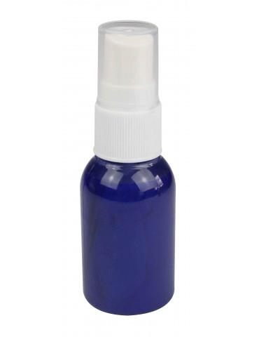 Spray peinture textile Bleu roi - 30ml