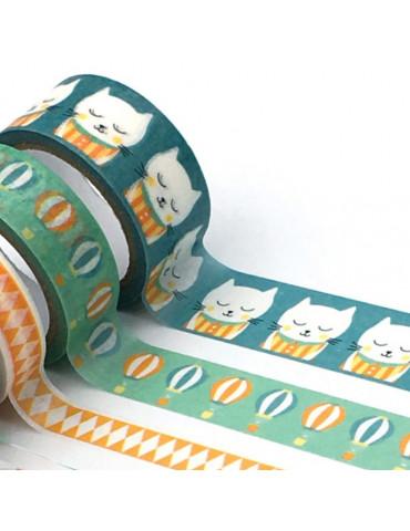 Masking tape - Léonard x3 - Toga
