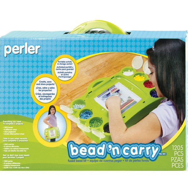 Kit perles à repasser Bead N' Carry - Perler