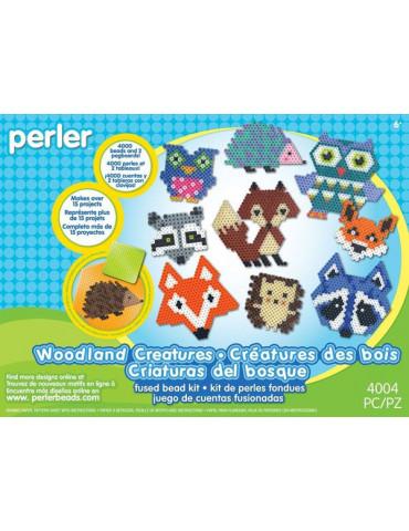 Kit perles à repasser - Créatures des bois - Perler