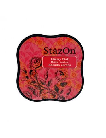 Encre StazOn Midi Rose cerise - Tsukineko