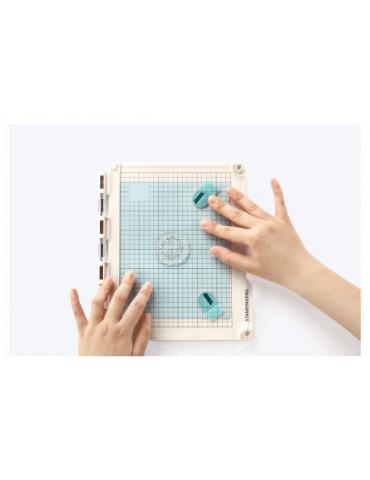 Presse de précision pour tampons StampingPro A5