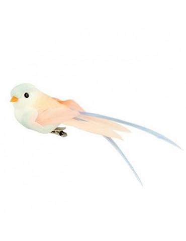 Oiseaux à plumes Love Story x4