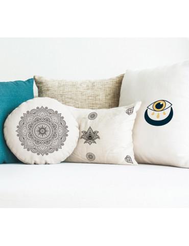 Transferts textile couleur - Le 3ème Oeil