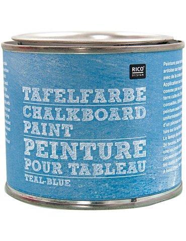 Peinture ardoise Bleu pétrole Rico Design - 250ml