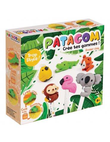 Coffret Patagom Animaux sauvages - Graine Créative - 8 ans+