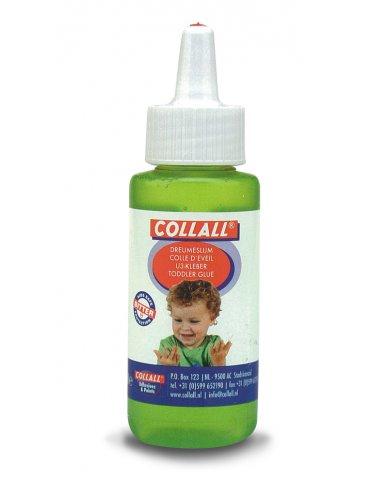 Colle d'EVEIL 100ml Collal - Colle pour enfant moins de 3ans - Collall