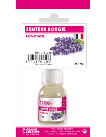 Parfum bougie 27ml -...