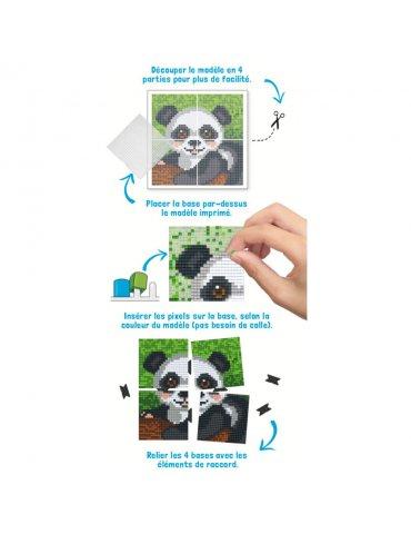 Kit créatif Pixel - Tableau...