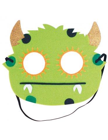 Kit DIY Enfant - Masque feutrine Monstre - Ctop