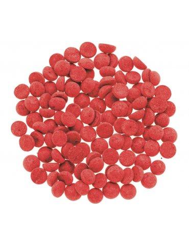 Colorant pour cire à bougie rouge 5g - Glorex