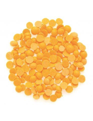 Colorant pour cire à bougie jaune 5g - Glorex