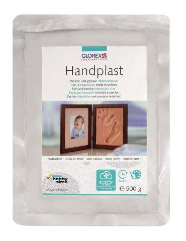 Handplast - Pâte pour empreinte chair 500g - Glorex