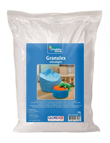 Granulex ultralight - Sachet 10 litres - Hobby Time