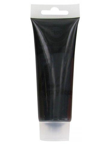 CTOP - Peinture acrylique mate Noir - Tube 75ml