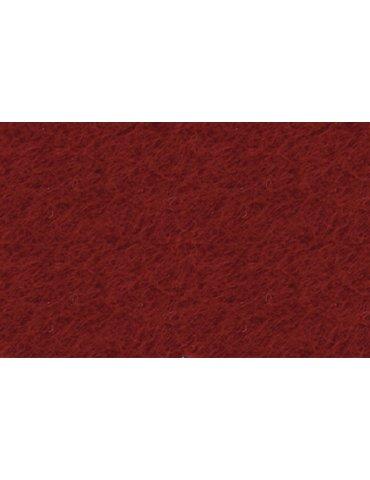 Feutrine A4 Bordeaux - Feutrine polyester 2mm - Graine Créative