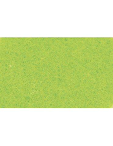 Feutrine A4 - Feutrine polyester 2mm Vert pomme - Graine Créative
