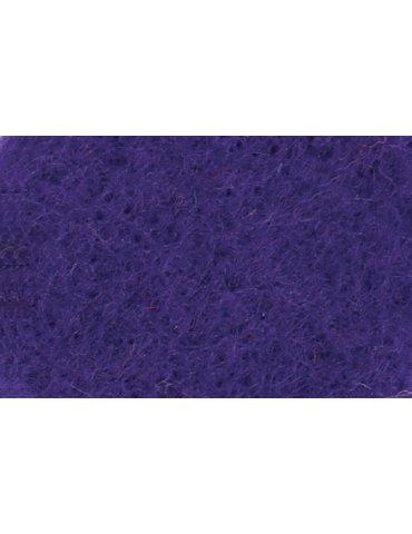 Feutrine A4 Violet - Feutrine polyester 2mm - Graine Créative