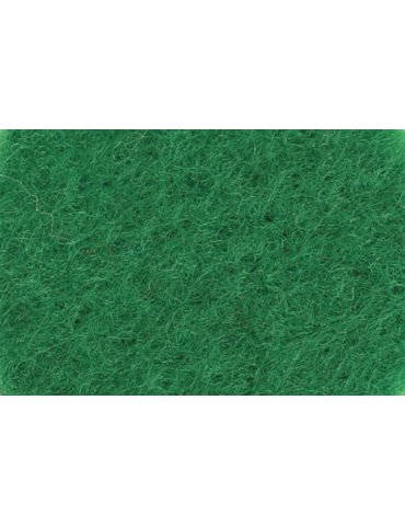 Feutrine A4 - Feutrine polyester 2mm Vert forêt - Graine Créative