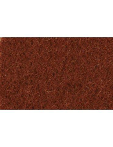 Feutrine A4 - Feutrine polyester 2mm Marron chocolat - Graine Créative