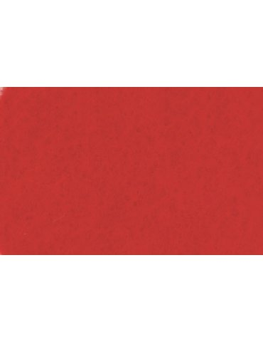 Feutrine 2mm Rouge - Feutrine polyester Graine Créative - A4