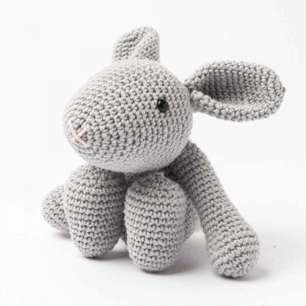 Kit crochet Ricorumi Puppies Lapin - Rico Design