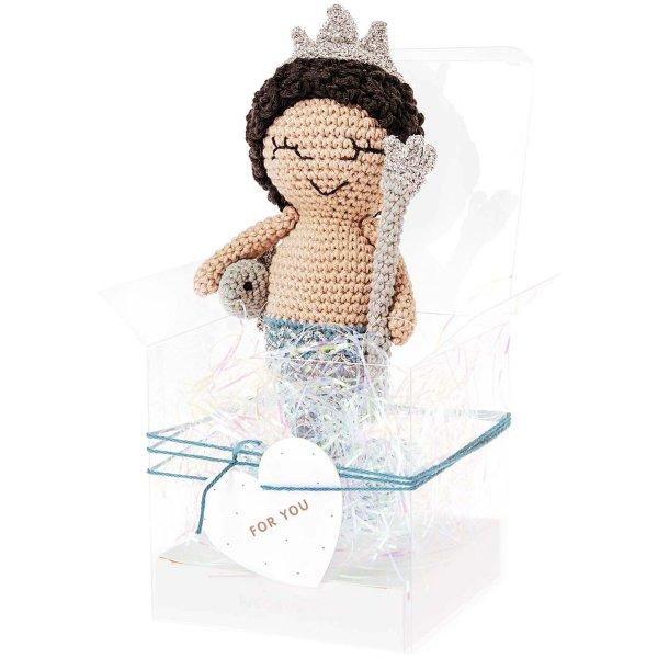 Kit crochet Ricorumi Neptune - Rico Design