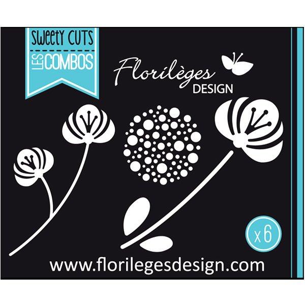 Dies Nature Graphique - Florilèges Design - FDD11604