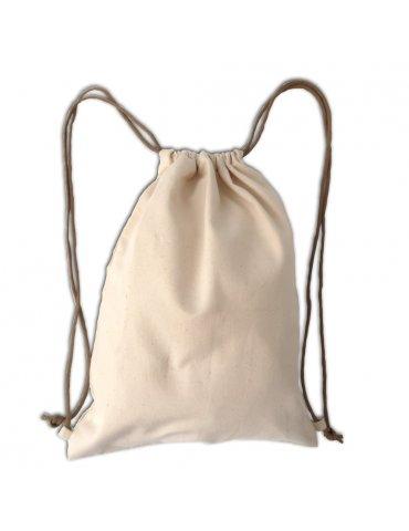 Sac d'activités pour enfant 27x35cm - Blanc crème (coton) - Mlle Toga