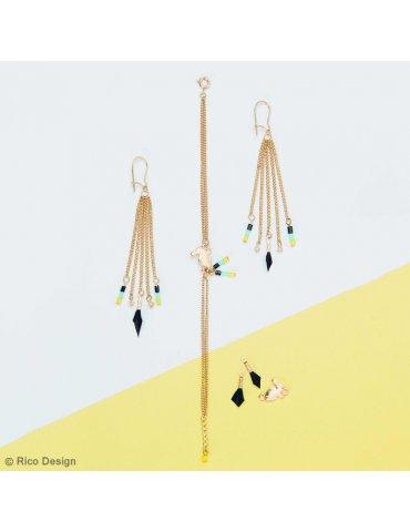 Parure Let's Make Lovely Jewellery - Rico Design