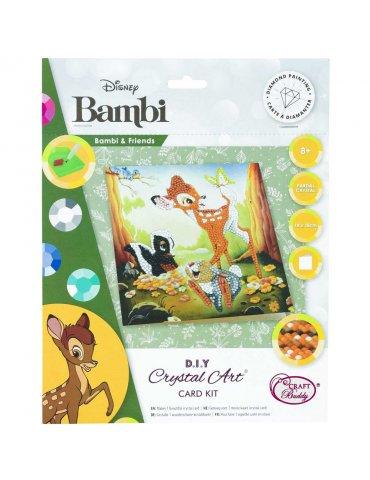 DISNEY Bambi - Carte à...