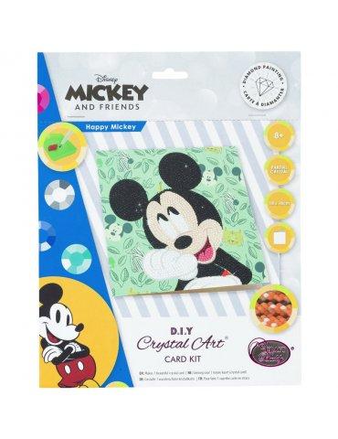 DISNEY Mickey - Carte à...