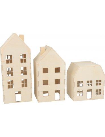 Maison en bois à décorer -...