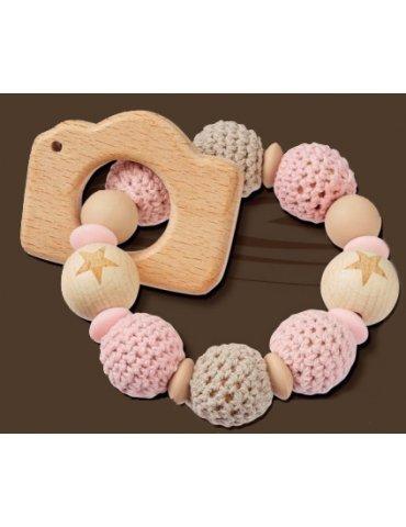 Perles crochetées Vieux...