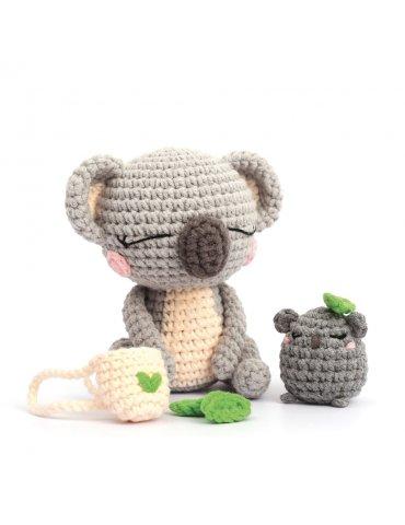 Kit Crochet Amigurumi -...