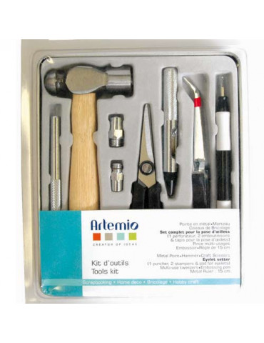 Kit outils scrap & loisirs...