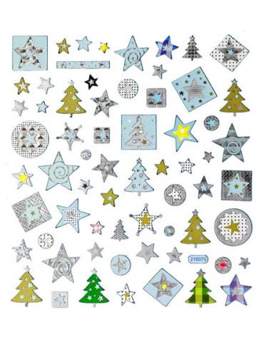 Stickers design Noel I
