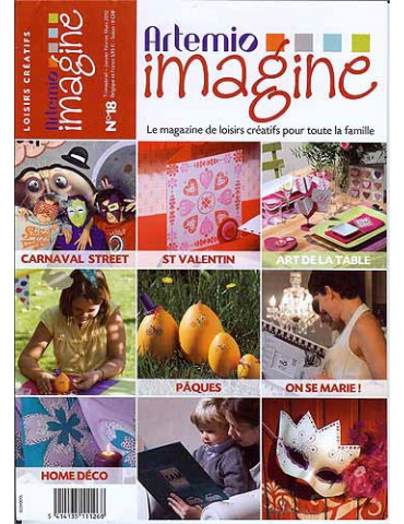Magazine Artemio Imagine n°18