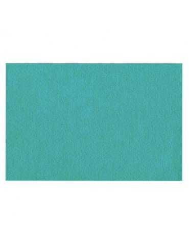Feutrine 2mm turquoise