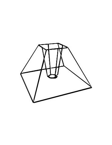Carcasse Pyramide 25x13x17 cm