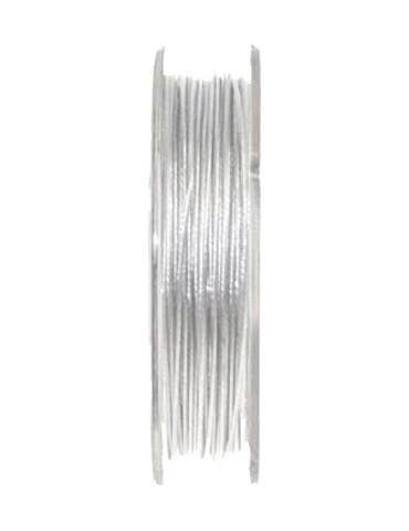 Fil cablé 0,5mm - Blanc